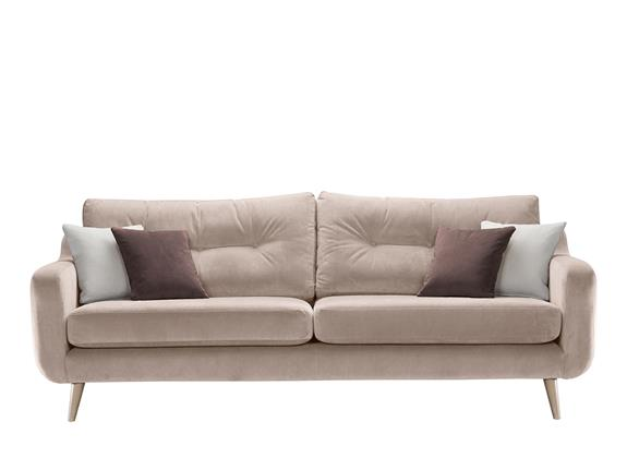 Mysofa Alfredo Extra Large Sofa Buy At Stokers Fine