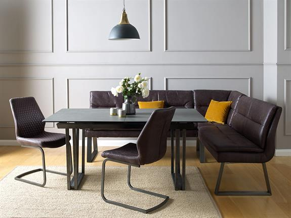 Dining Tables Argenta Extending Dining Table Buy At Stokers Fine Furniture Southport Chester And Ormskirk