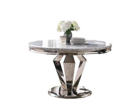 Dining Room Arturo Round Dining Table Buy At Stokers Fine Furniture Southport Chester And Ormskirk