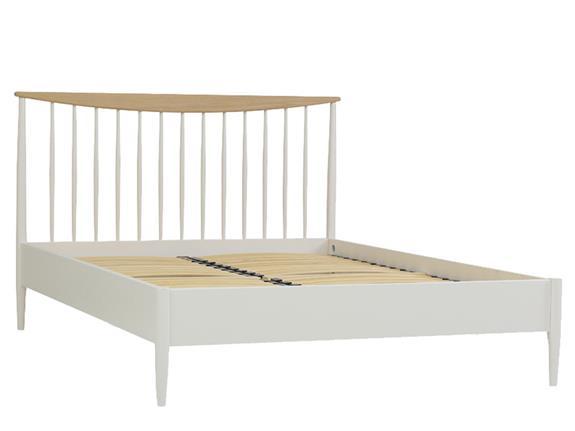 Elise Bedroom | King size slat bed | Buy at Stokers Fine Furniture ...