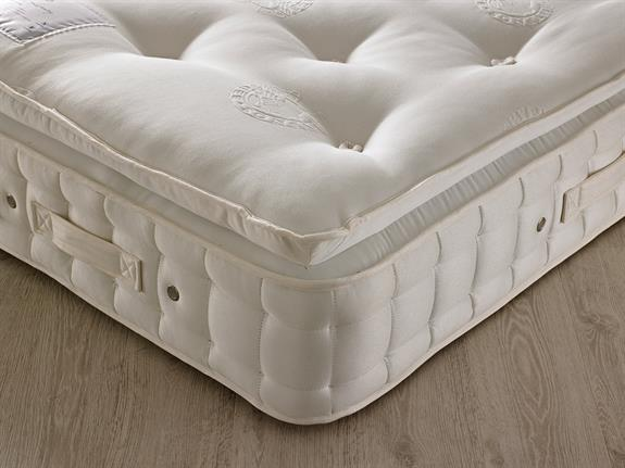 Buy Pillow Top Supremese Mattress Only Stokers Fine Furniture