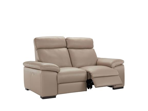 Italian Leather Collection Keswick 2018 2 Seater Electric Recliner
