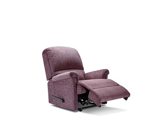 Awesome Sherbourne Nevada Small Manual Recliner Chair Buy At Bralicious Painted Fabric Chair Ideas Braliciousco