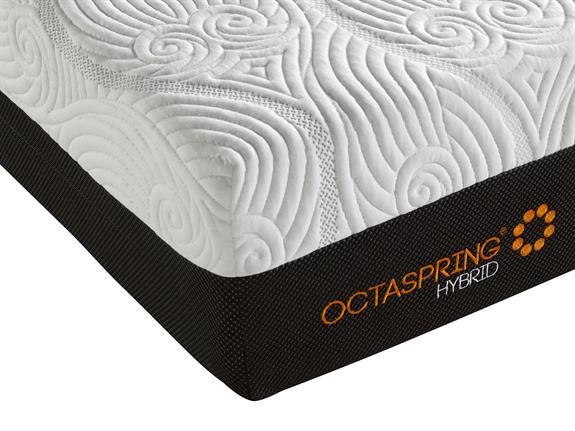 Dormeo Octaspring Matras : Dormeo uk true hybrid 135cm double mattress buy at stokers