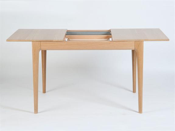 Buy Romana Small Extending Dining Table Stokers Fine Furniture Southport Chester And Ormskirk