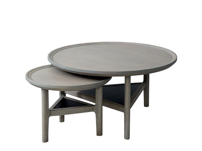 Living Room Mist Large Round Coffee Table Buy At Stokers Fine Furniture Southport Chester And Ormskirk