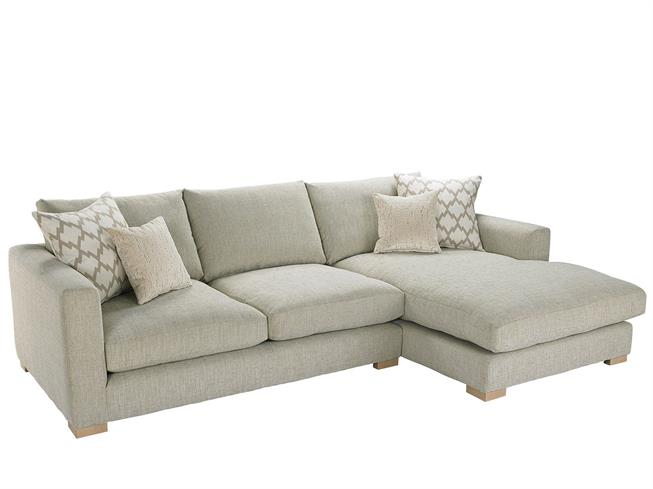Belle  Right Hand Facing Chaise Sofa  Buy at Stokers