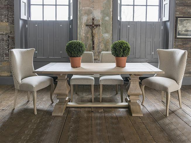REVIVAL MAIDA VALE DINING TABLE Save 680 RRP 1579 Sale Price 899