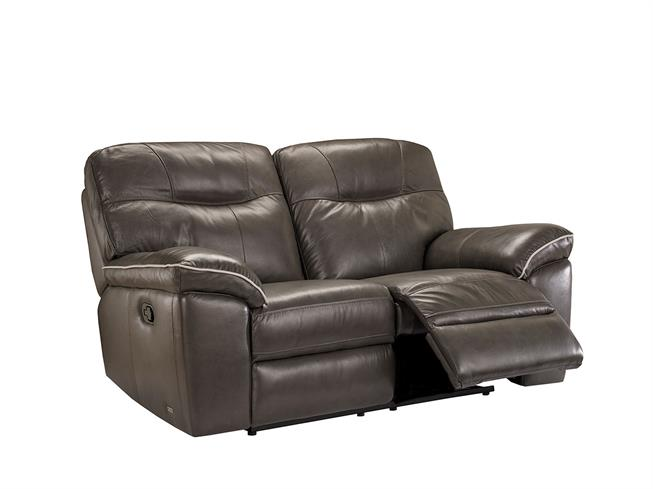 Superb Roma Small Manual Recliner Sofa Buy At Stokers Fine Machost Co Dining Chair Design Ideas Machostcouk