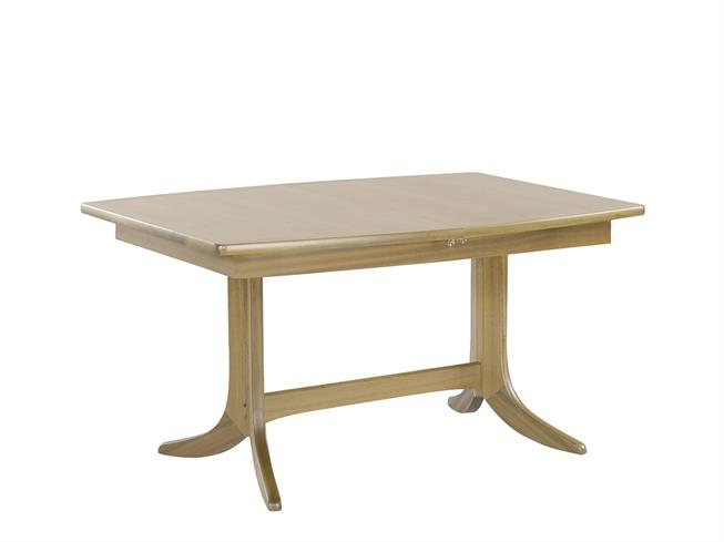 Shades Oak Small Extending Pedestal Dining Table Buy