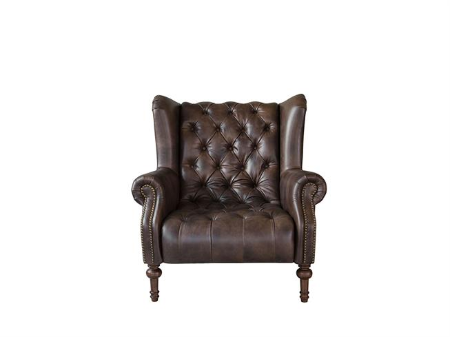 Awe Inspiring Country Garden Leather Chair Buy At Stokers Fine Ncnpc Chair Design For Home Ncnpcorg