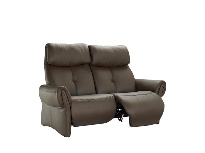 Himolla Universe 2 5 Seater Power Recliner Sofa Buy At Stokers