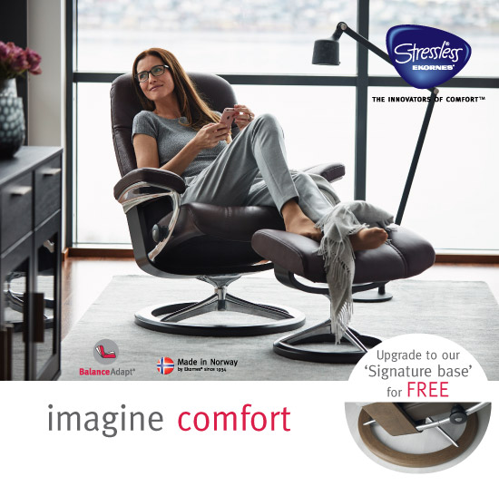 Stressless Promotions - Consul
