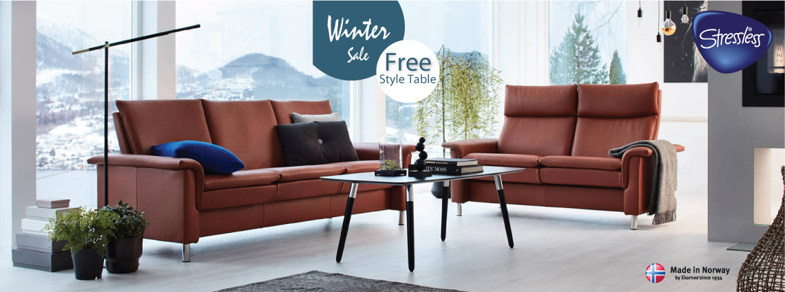 Free Stressless Style Table