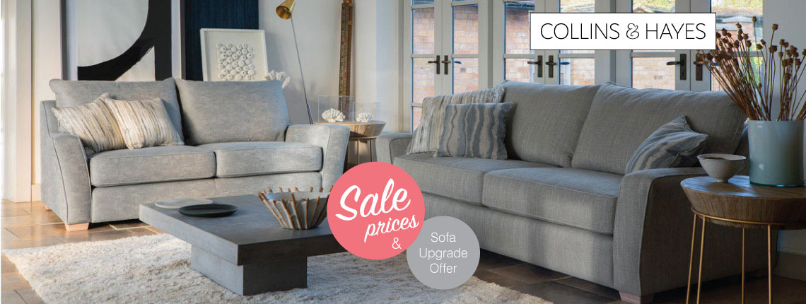 Free Sofa Upgrade Offer