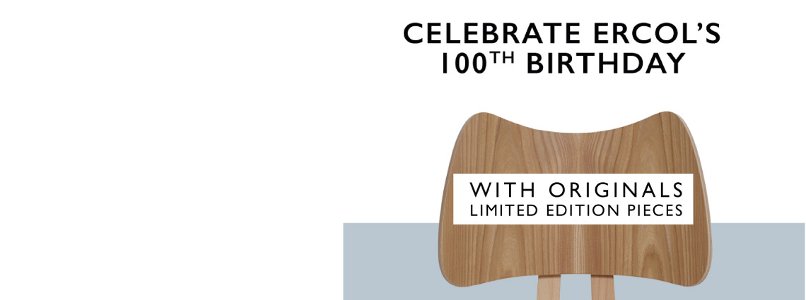 Ercol Originals Centenary Celebration