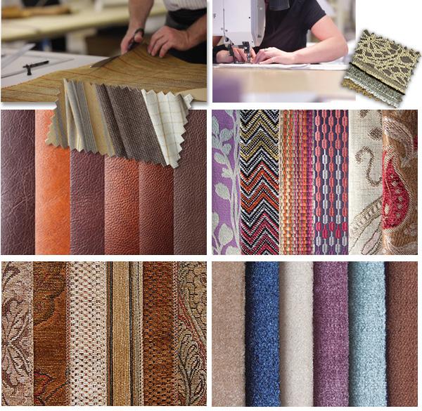 Parker Knoll Fabrics