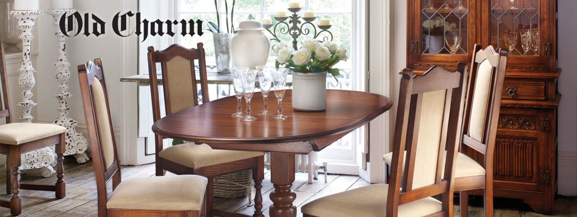 Quality Oak Dining and Occasional